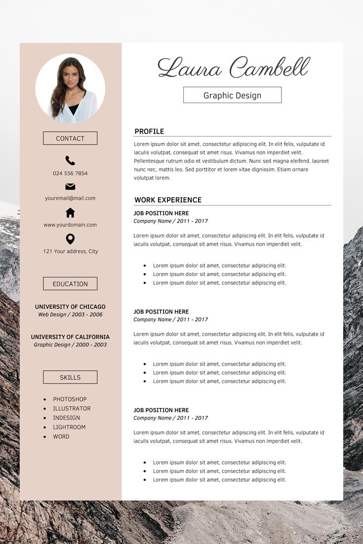 Create Resume Format Modern Cv Format Modern Resume Format