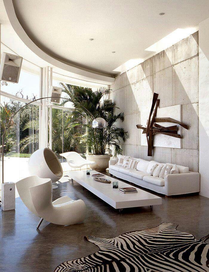 Minimalist Yet Comfy House In Ibiza Spain
