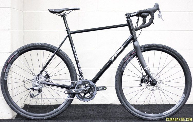 Zen Bike Co Ar45 And Cross Framesets Nahbs 2015 Cyclocross
