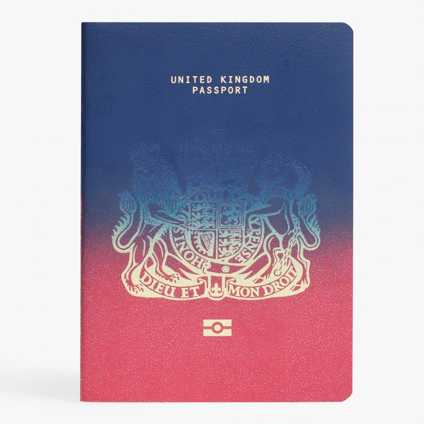 """""""Poetic and powerful"""" proposal by Scottish designer wins 1000 Brexit passport design competition"""