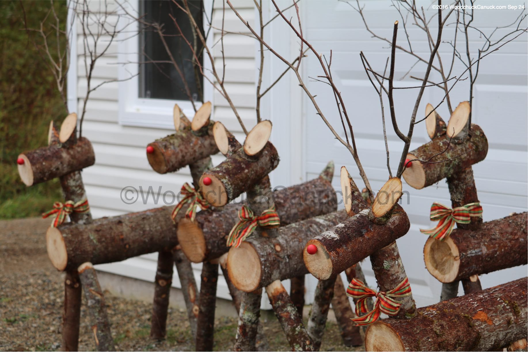 Amazing Christmas Reindeer Woodworking Plans WoodWorking Projects