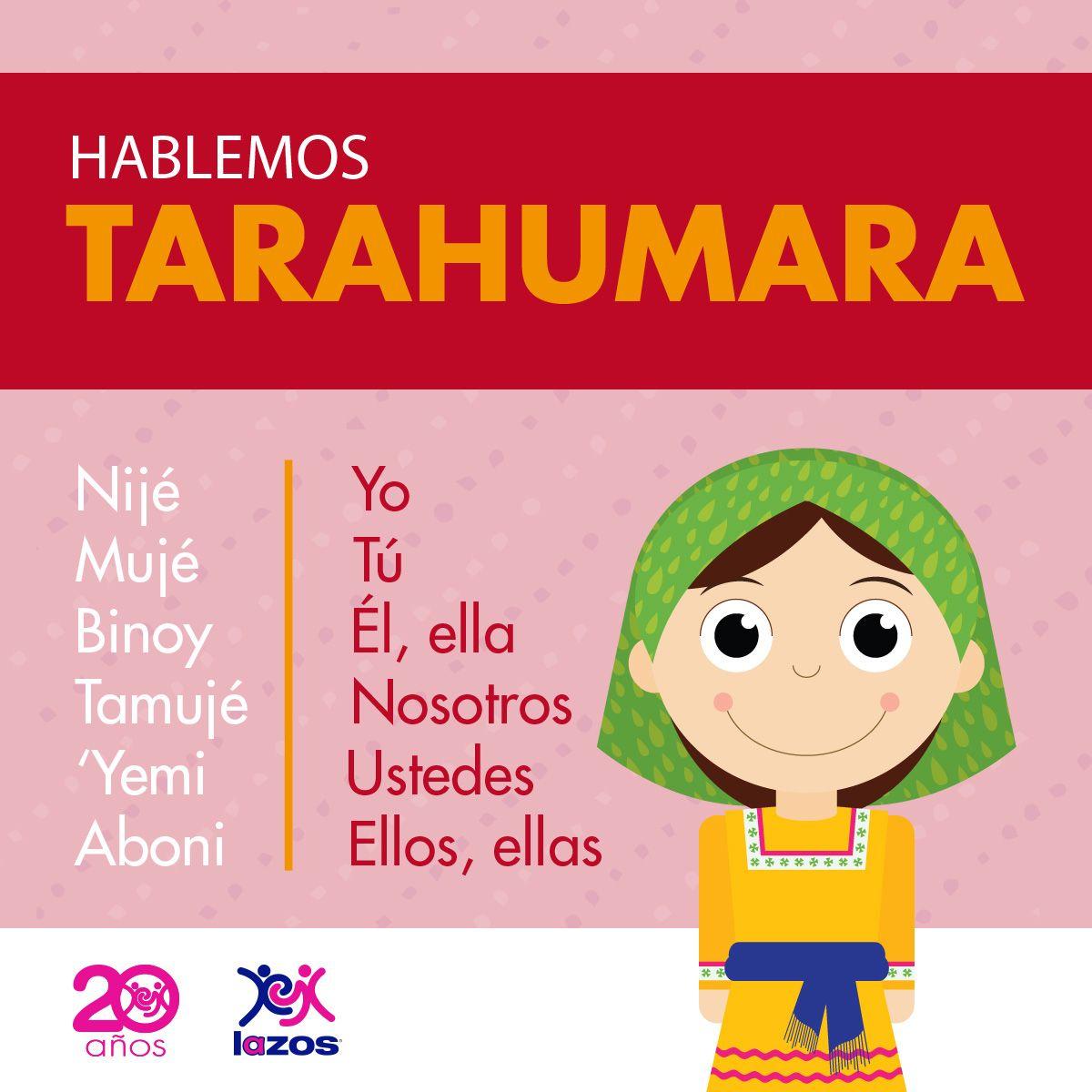 Pin De Estefan Len En Tarahumara Lenguas Indigenas De Mexico Ensenanza Aprendizaje Aprendizaje