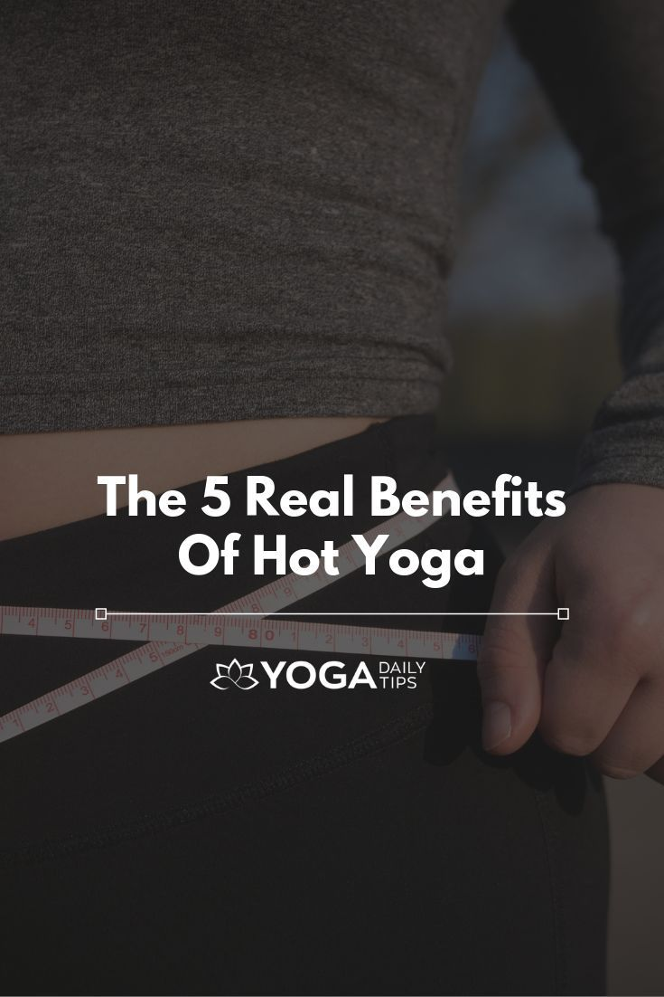 The benefits of yoga for the mind and body are undeniable, but does the temperature of the room real...
