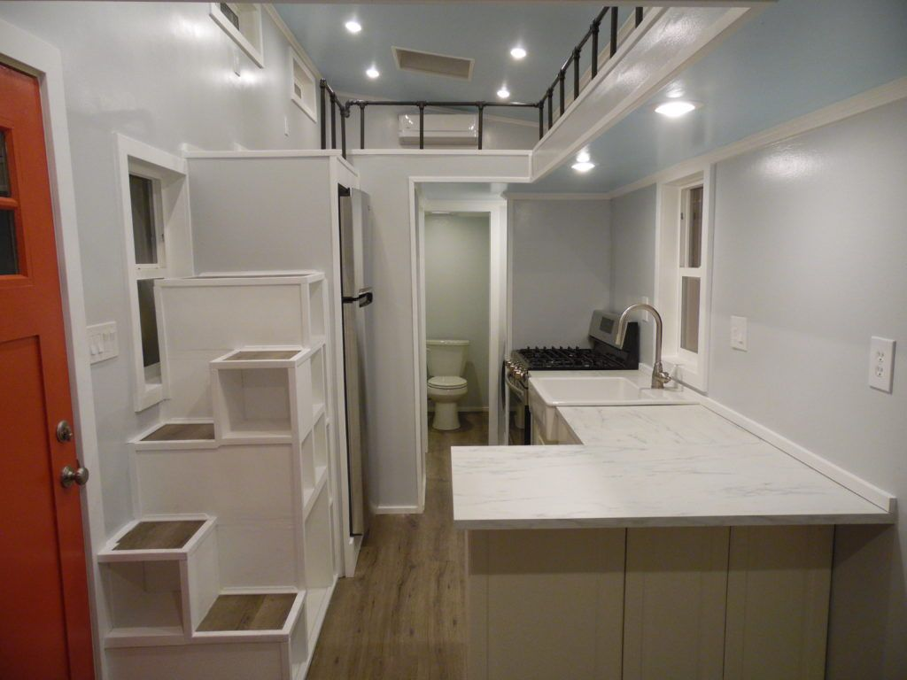 tiny house financing. 8X26 Tiny House - In Financing Available Listings