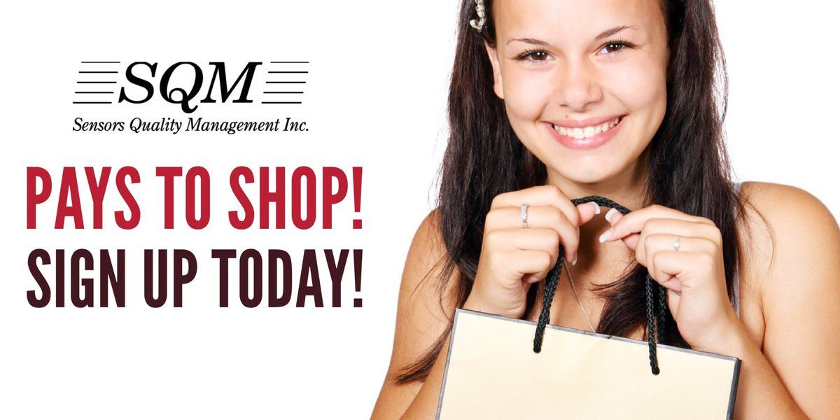 Get Paid to Shop. We are hiring people to go to one of of