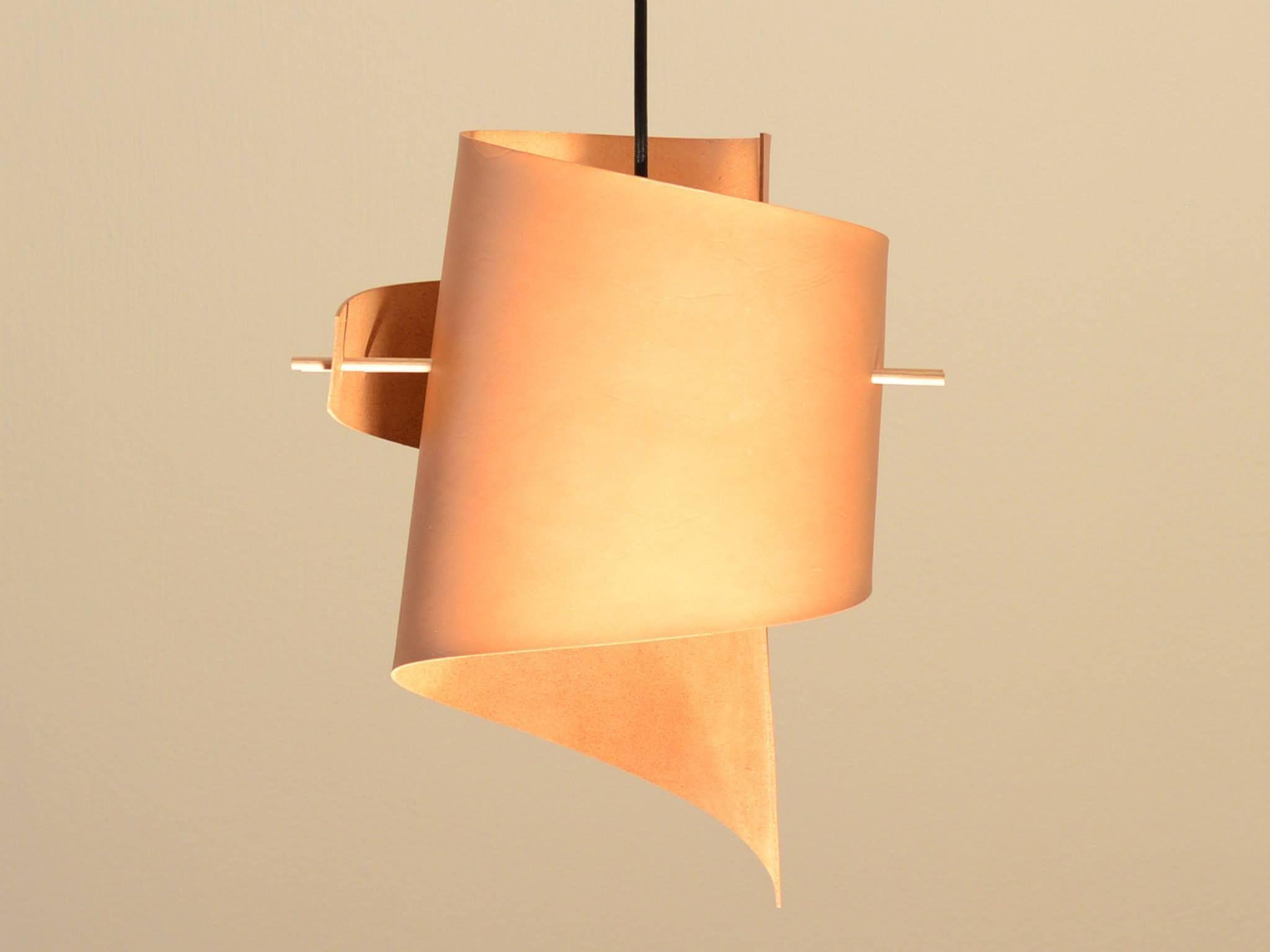 Handcut Danish Design Lamps Handmade In Denmark By Kristoffer Munk From Moijn