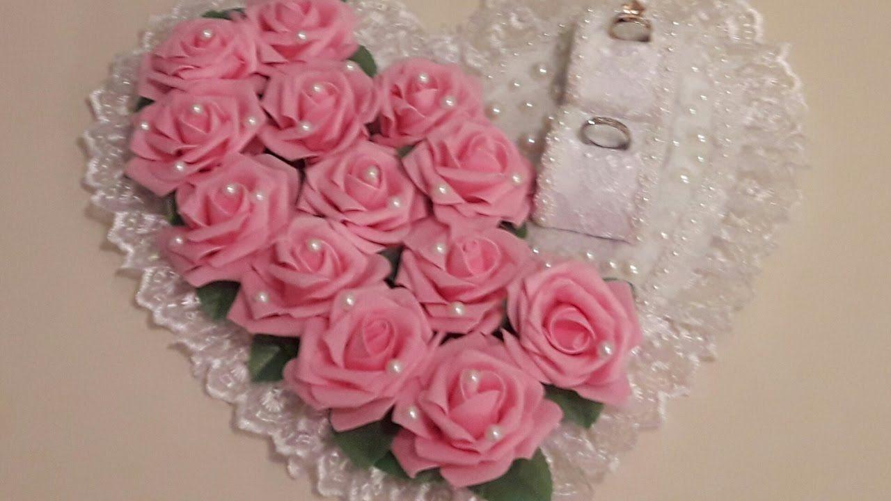 Свадебный аксессуар своими руками ✓ Marine DIY Guloyan ...