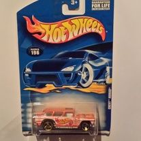 Factory sealed Card In Near Mint Condition Year: 2000 Released: 2001 Scale: 1:64 Model: Chevy Nomad Collector No. 196