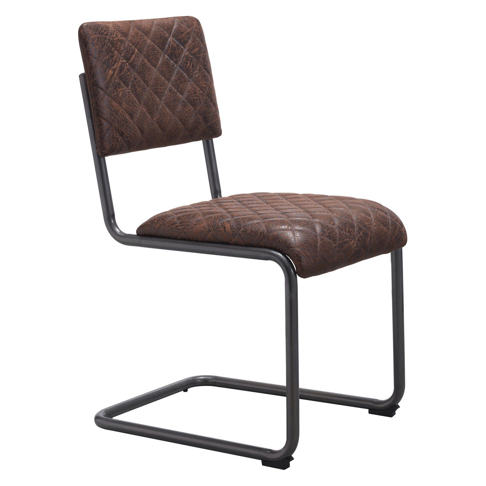 Zuo Modern Contemporary Father Dining Chair Set Of 2 From