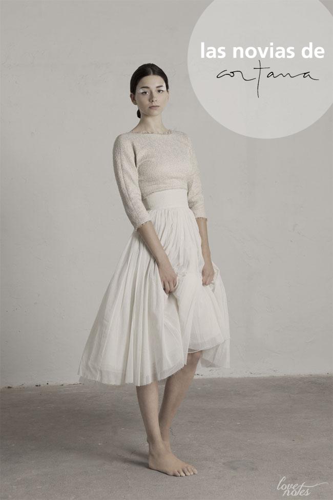 2 vestido corto inspiración años 50 novia cortana | wedding gowns