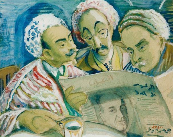 Exhibition KHALED SATAR Museum Gallery Sulaimaniya