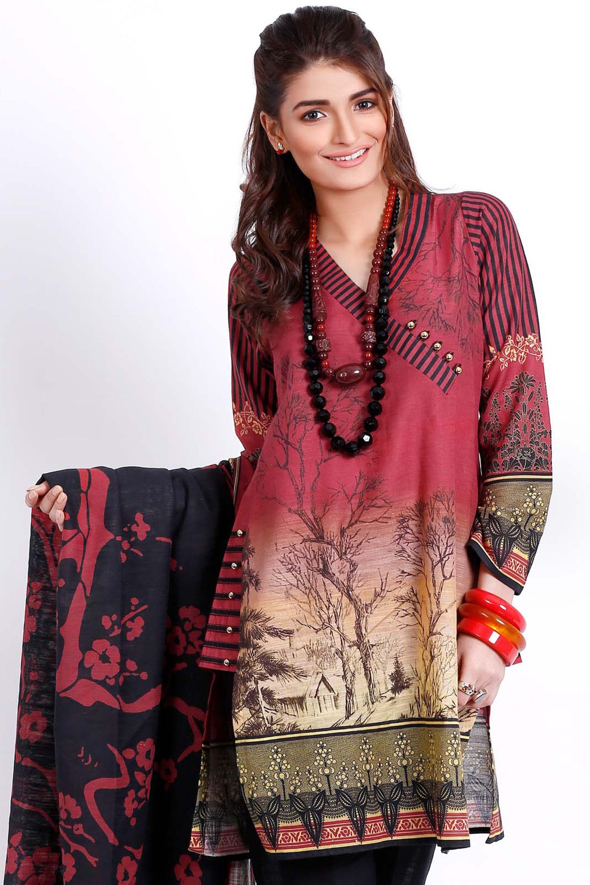 Gul ahmed winter dresses collection 2015 fashionip - Gul Ahmed Presenting Latest Dresses For Fall Winter 2017 Collection Largest Women Clothing Brand Of Pakistan Introducing Latest Collection Of Fall Winter