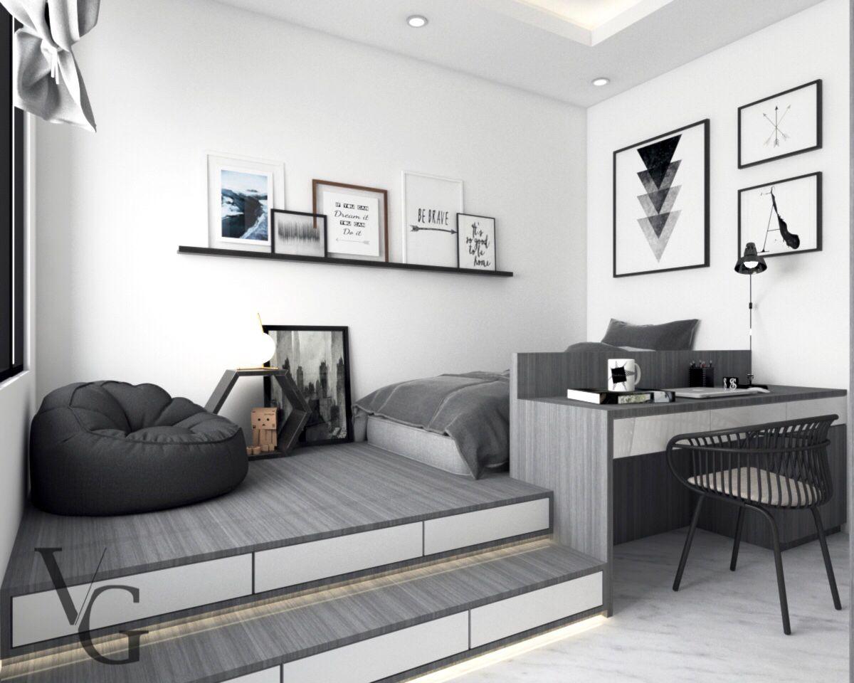 Vorgantinterior interiordesign surabaya decoration boyroom render vorgant interior instagram  ccreate  comfortable home in your own also rh pinterest