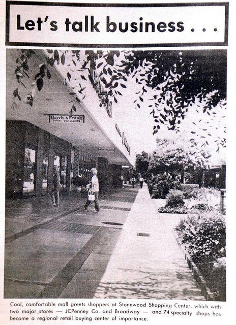 Downey, California Stonewood Mall   California history, Downey california, San luis obispo county