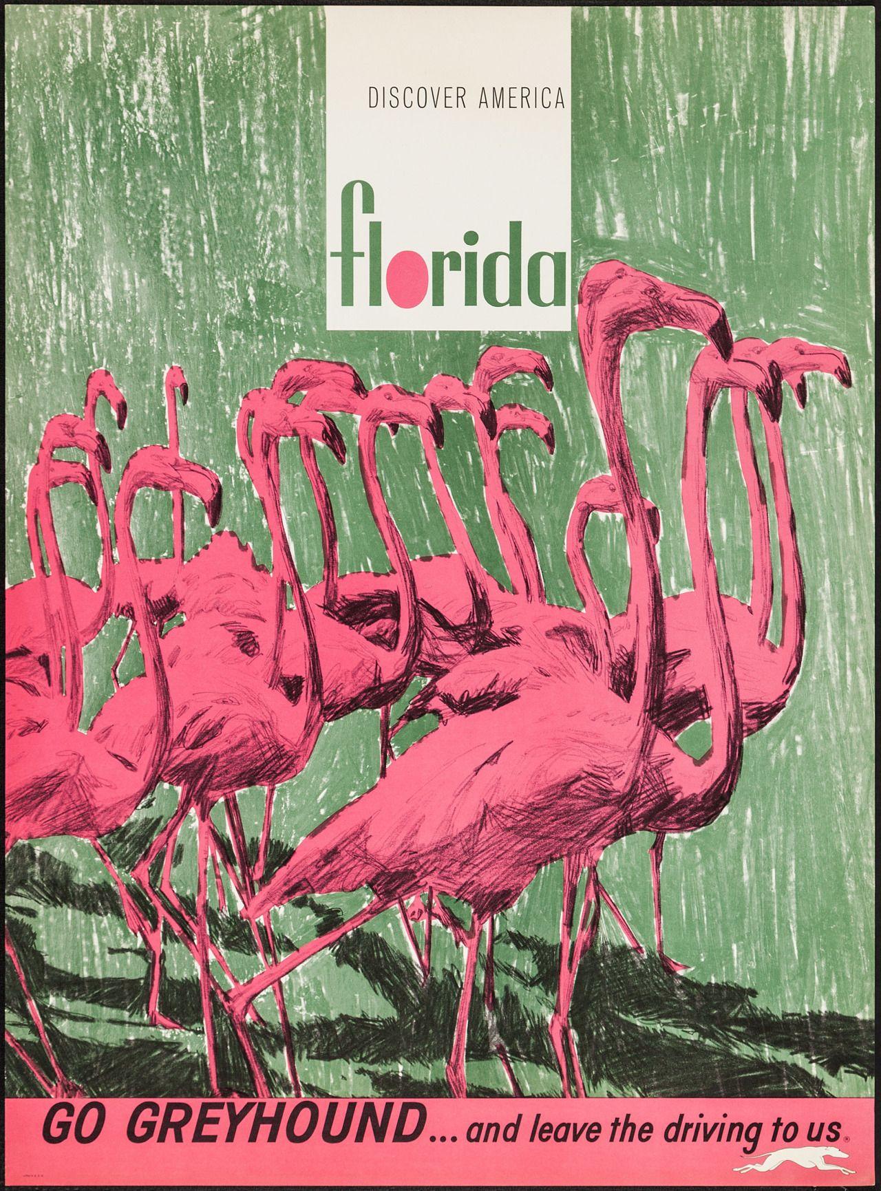 Discover America - Florida  Go Greyhound… (Greyhound Lines