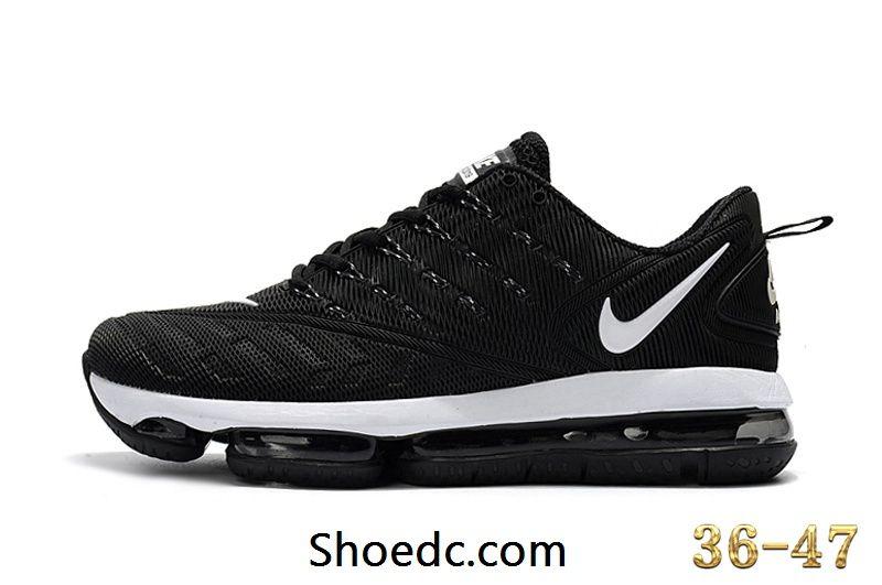 469c3dc28bbf New Coming Nike Air Max 2019 KPU Black White Women Men Shoes