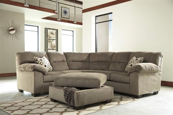 Best Roldan Contemporary Mocha Fabric Living Room Set Living 400 x 300