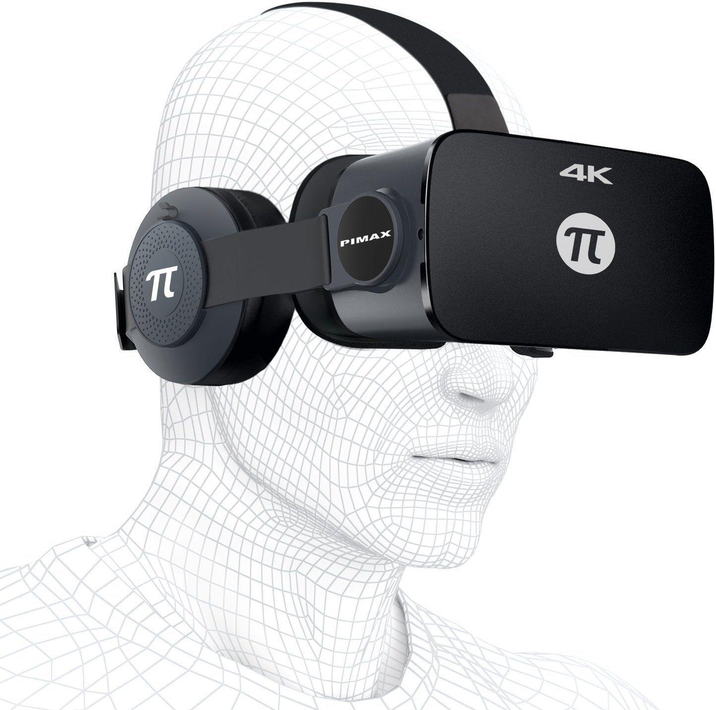 PIMAX 4K Virtual Reality Headset VR Headset 3D VR Glasses