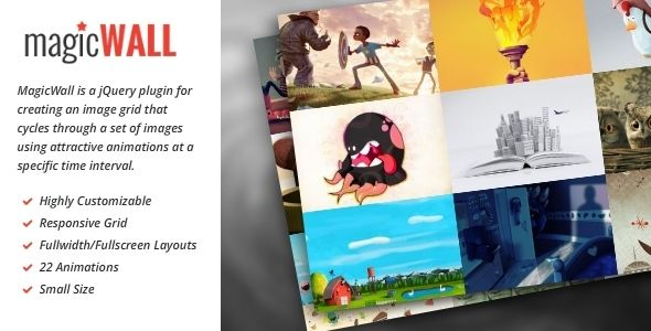 MagicWall - Responsive Image Grid | Code-Scripts-and-Plugins