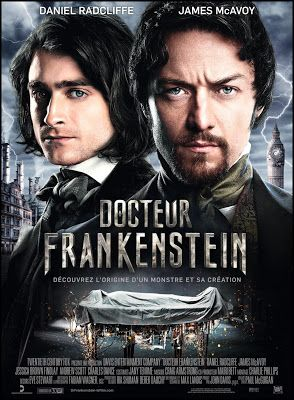 El Oscuro Rincón Del Terror Victor Frankenstein Frankenstein James Mcavoy Películas Completas