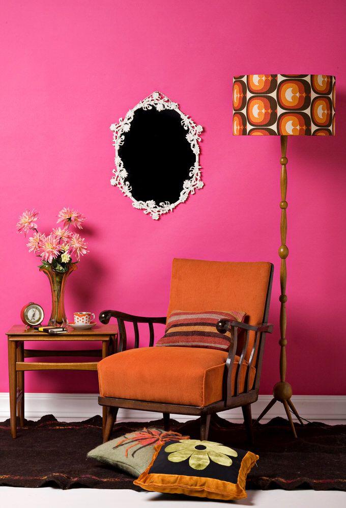 45 Colorful Living Rooms | Colorful living rooms