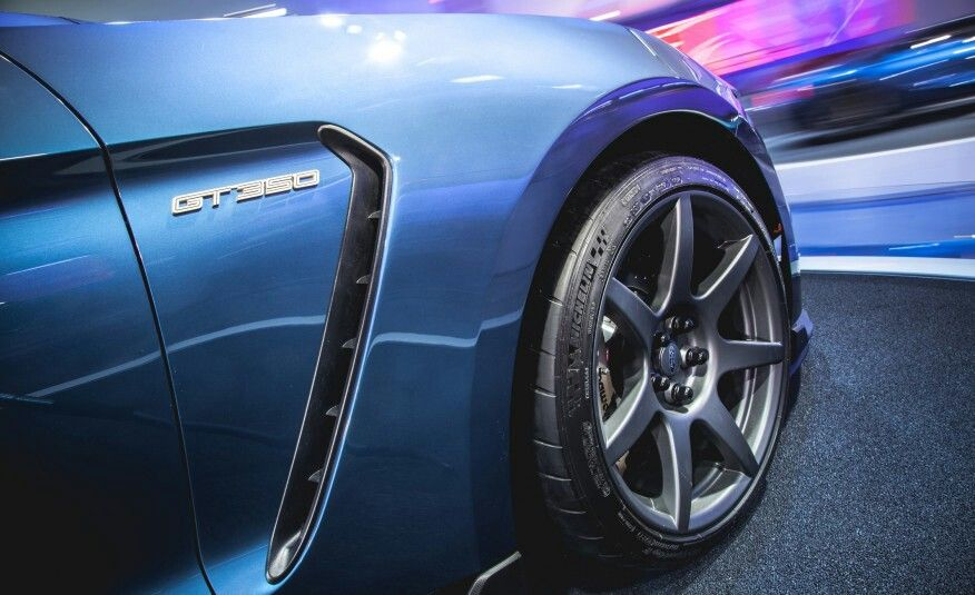 2016 Shelby Mustang GT 350 Ford mustang shelby, Mustang