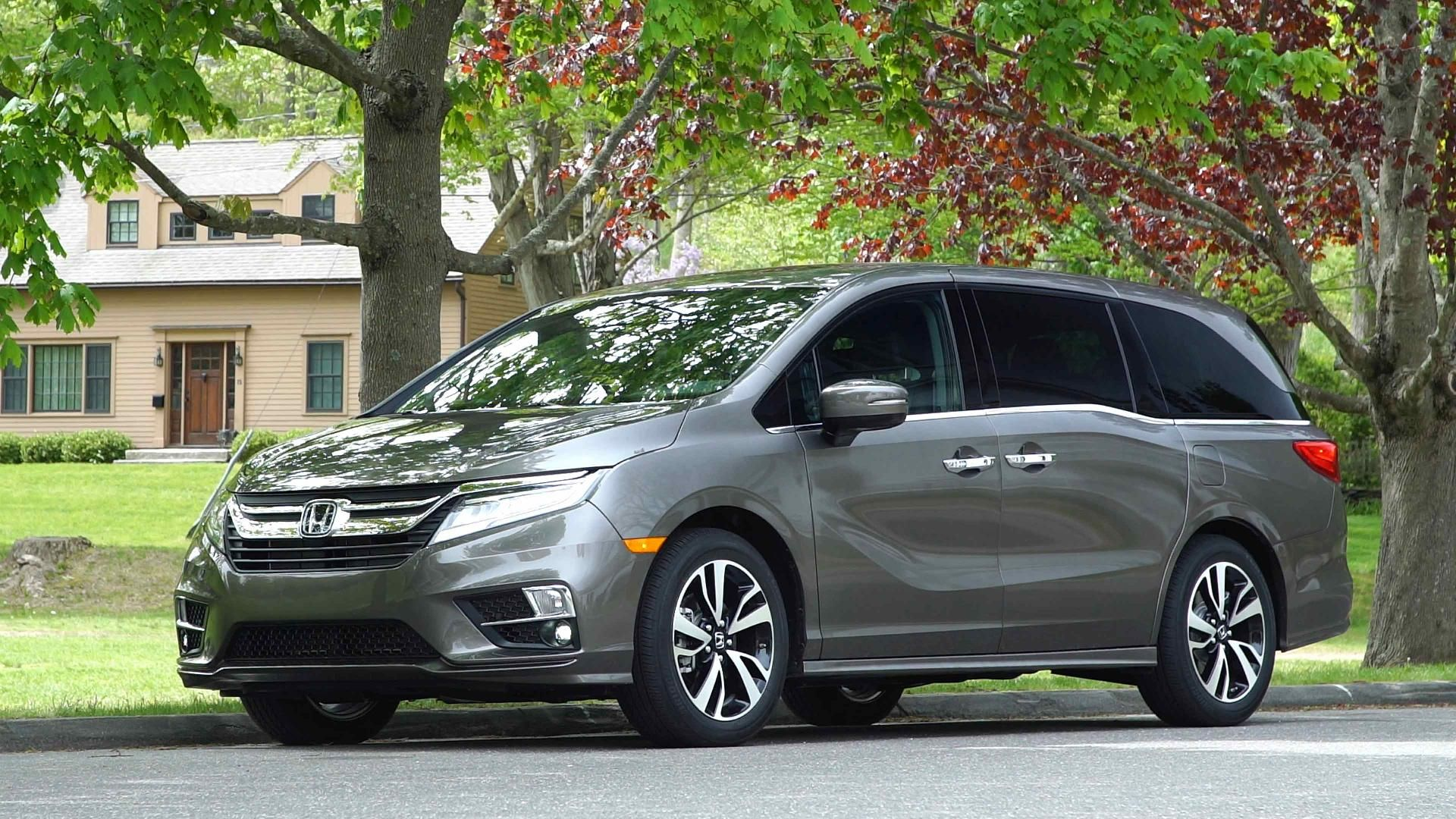 2018 Honda Odyssey Is Designed for Epic Road Trips