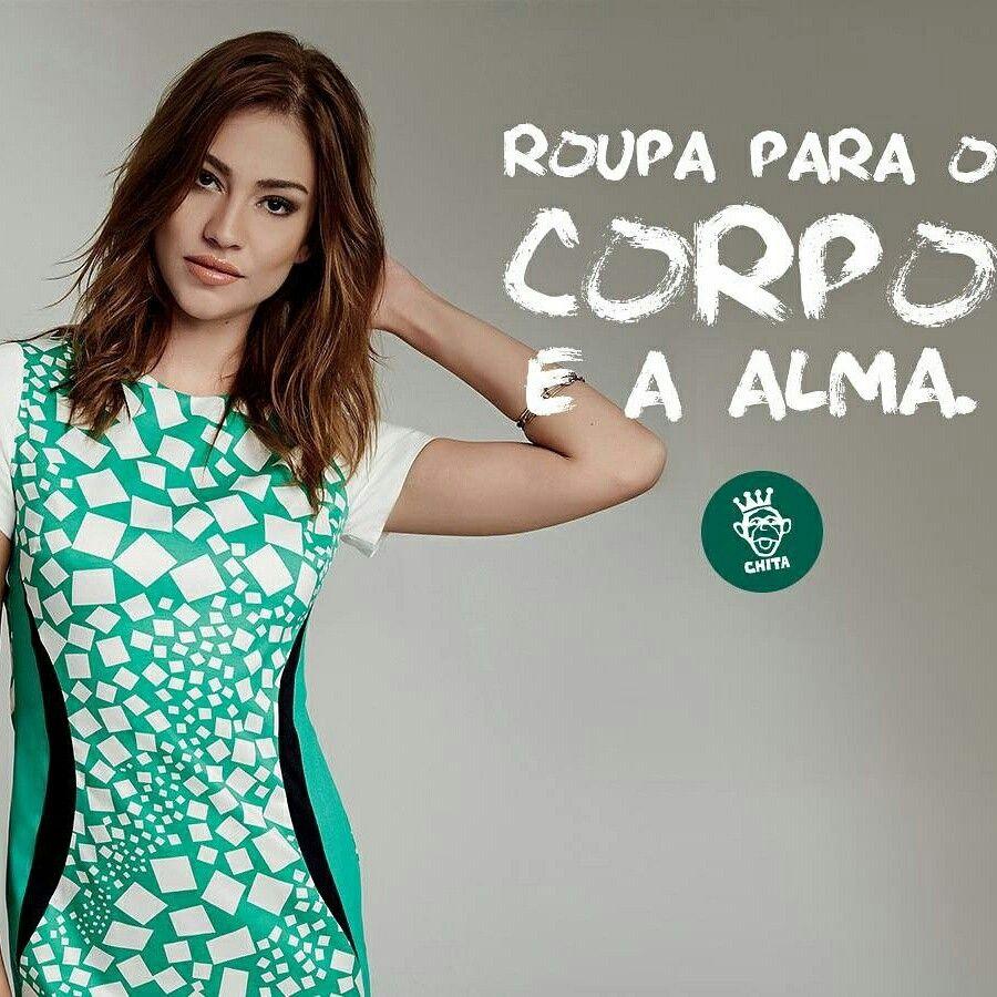 Vestido Chita Brasil