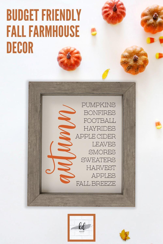 Autumn Sign Fall Decor Fall Home Decor Autumn Decorations Etsy Farmhouse Fall Decor Fall Decor Wood Decor Signs