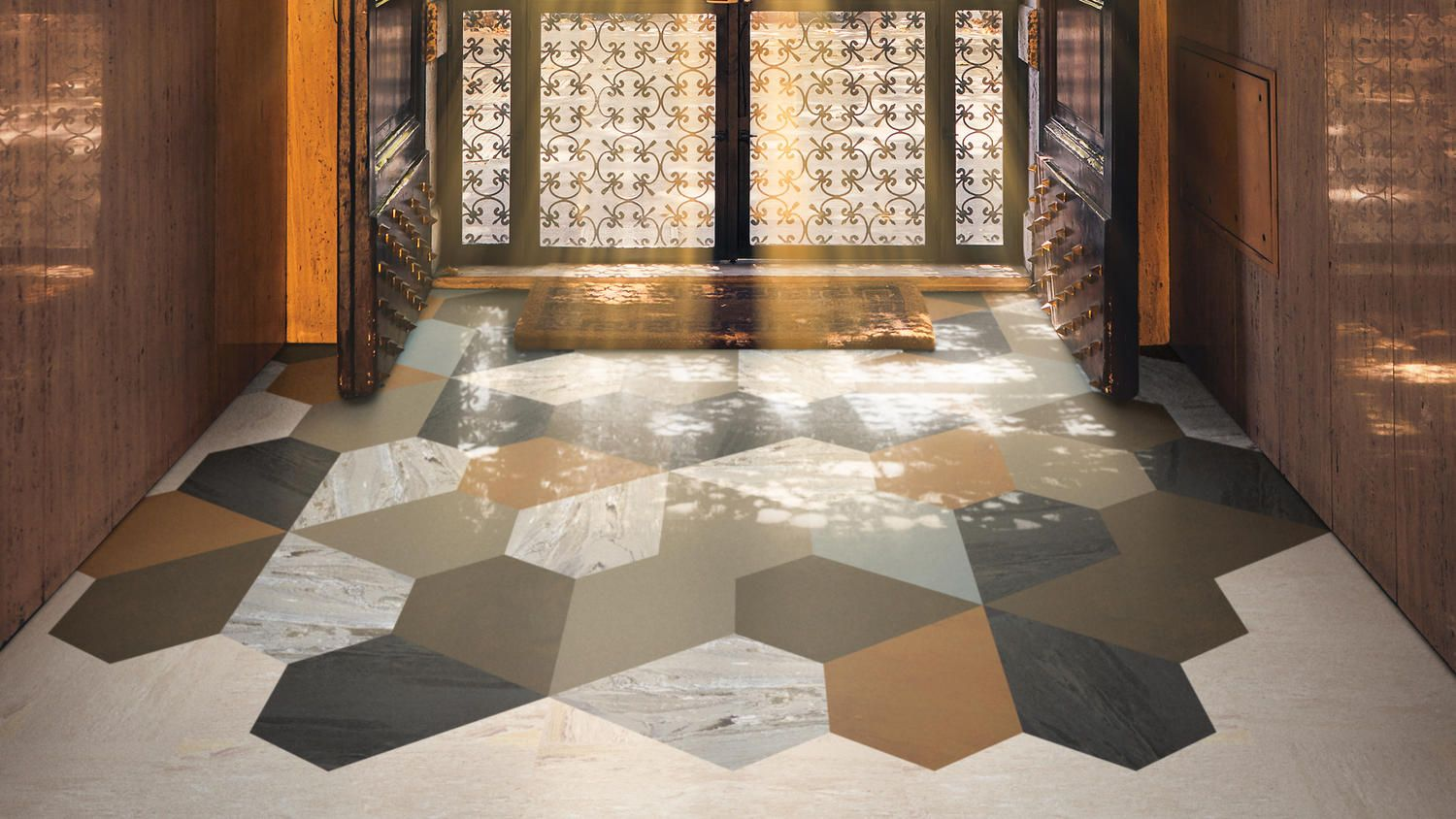 Johnsonite Pentagonals Rubber With Images Resilient Flooring