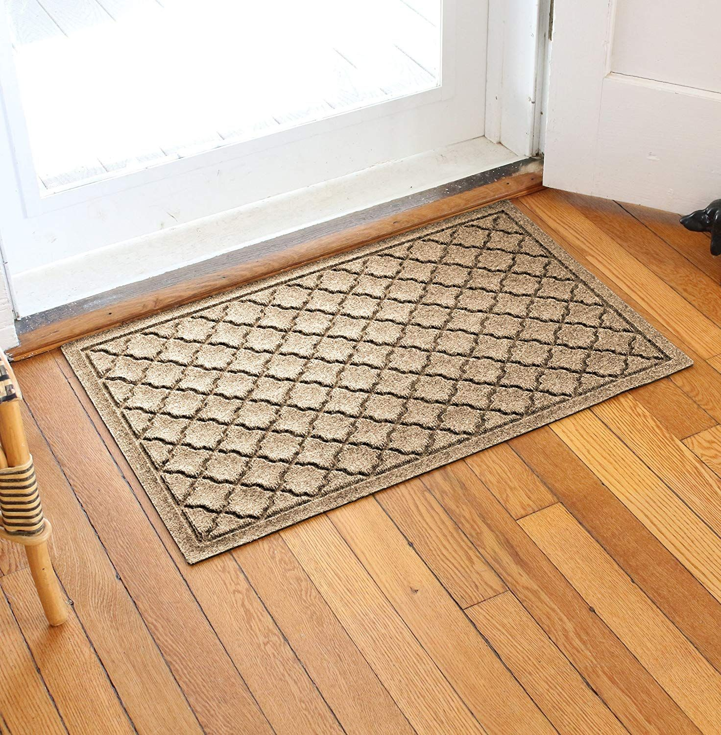how to clean outdoor mat