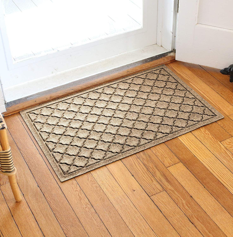 Amazon Com Bungalow Flooring Waterhog Indoor Outdoor Doormat 2 X 3 Skid Resistant Easy To Clean Catches Outdoor Mat Outdoor Door Mat Bungalow Flooring