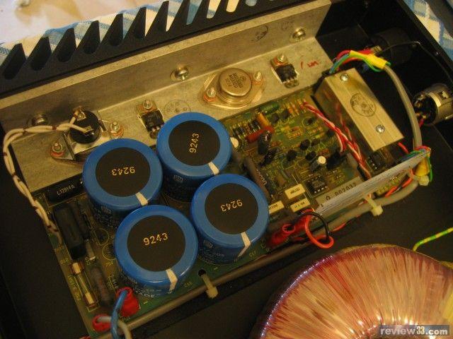 review33.com:影音天地: Quad 240 Professional Power-Amp