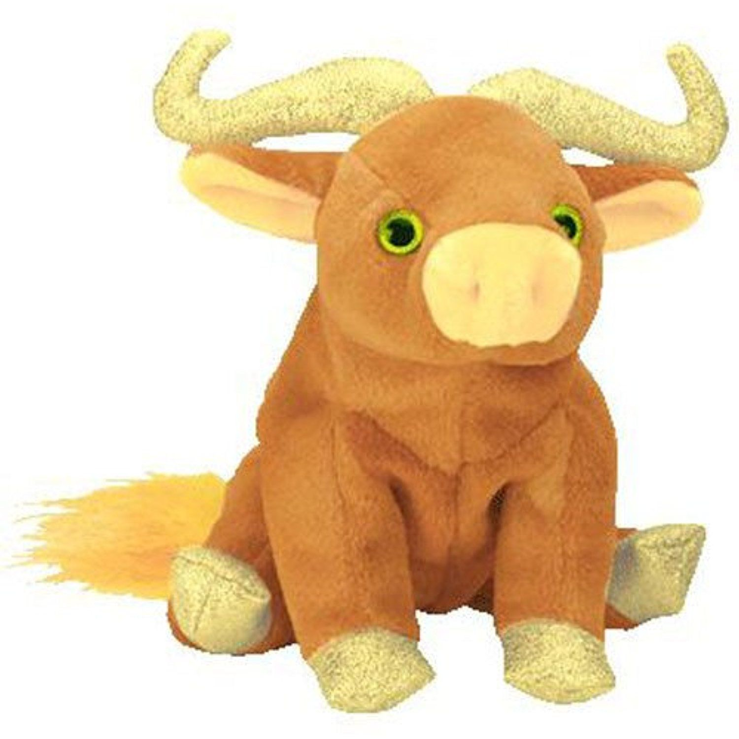 83c6b805c06 TY Beanie Baby - THE OX Chinese Zodiac (6 inch) - MWMT s Stuffed Animal Toy     Read more at the image link. (This is an affiliate link)  PlushFigures