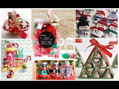 128 20 Ideas Para Regalos De Navidad Diy Manualidades Faciles - Manualidades-faciles-de-navidad-para-regalar