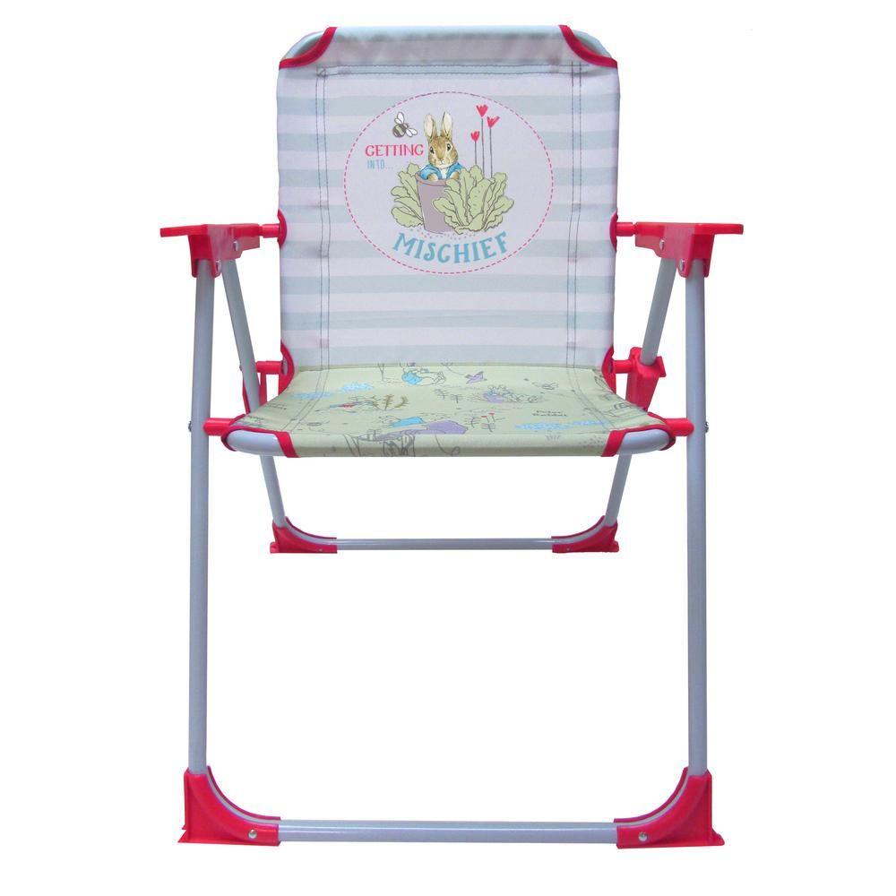Magnificent Beatrix Potter Folding Plastic And Aluminum Outdoor Lawn Short Links Chair Design For Home Short Linksinfo