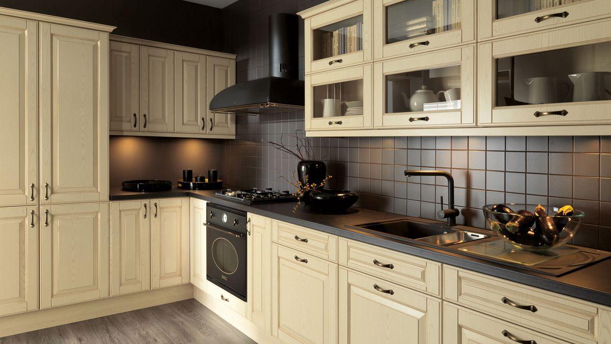 Szyk Elegancja I Luksus To Slowa Jakie Najlepiej Okreslaja Aranzacje Kuchni Utrzymanej W Stylu Angiel Painting Kitchen Cabinets Kitchen Decor Kitchen Cabinets