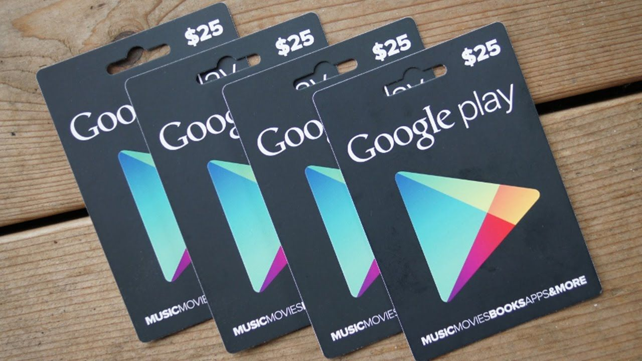 Google Play Amazon Gift Card Giveaway With Images Google