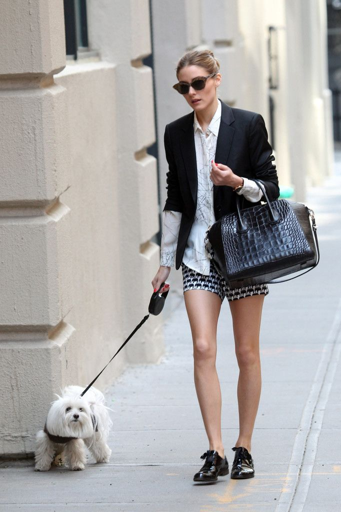 Olivia Palermo in NYC l May, 2013