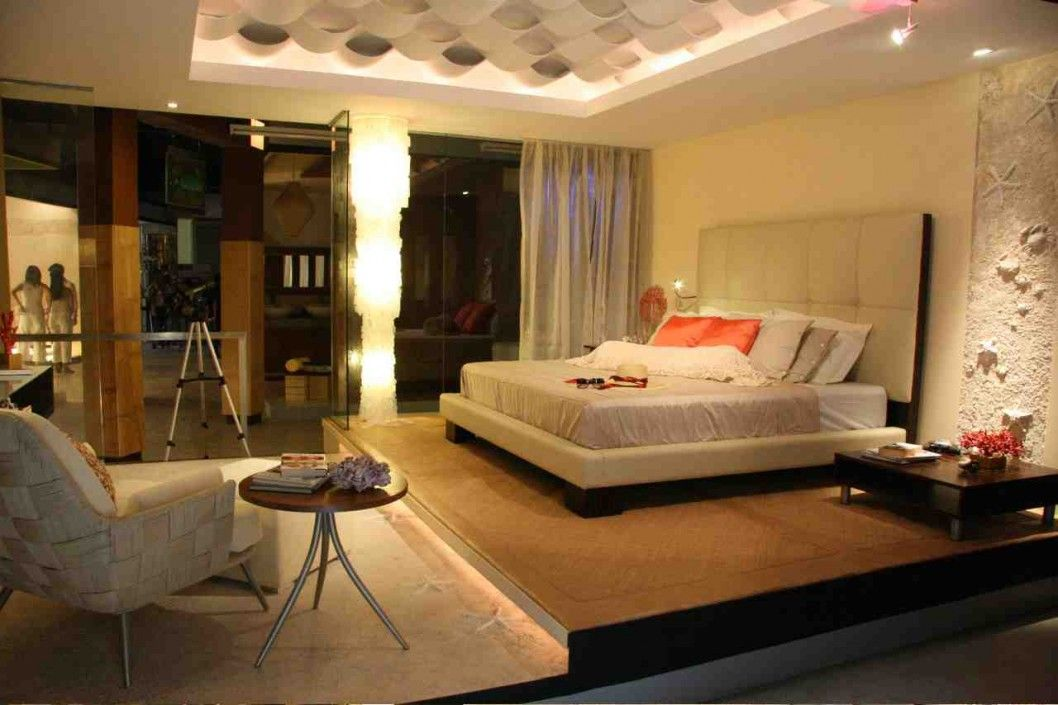 Mansion Bedrooms Red Leaves Master Bedroom Lady Gaga Malibu