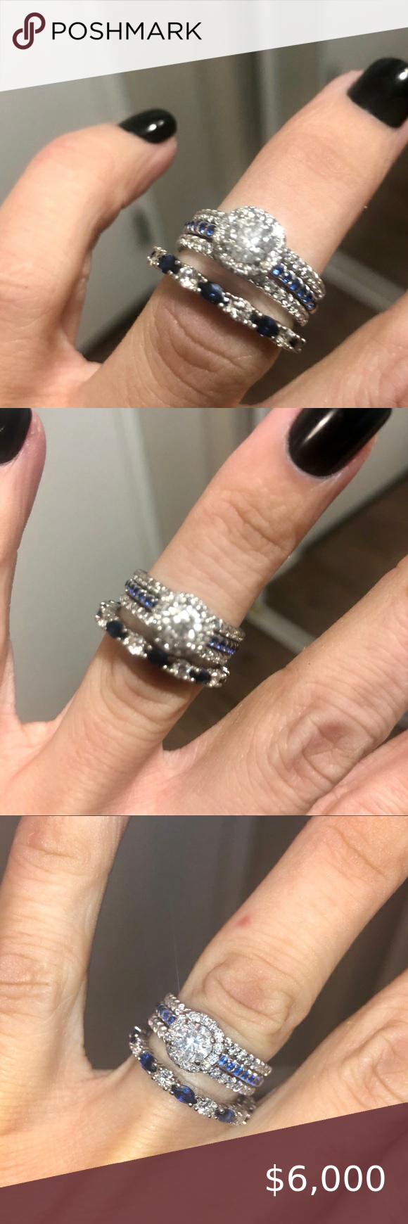 Diamond Engagement, Bridal & Anniversary Set in 2020