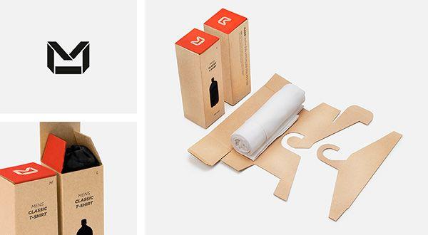 Packagins Reutilizables Embalaje Para Ropa Envases Y Empaques Diseño De Envases