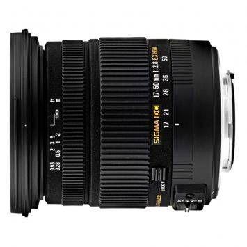 Sigma 17 50mm F2 8 Ex Dc Os Hsm Standard Lens For Canon Nikon Dslr Camera Best Camera Lenses Nikon Slr Camera