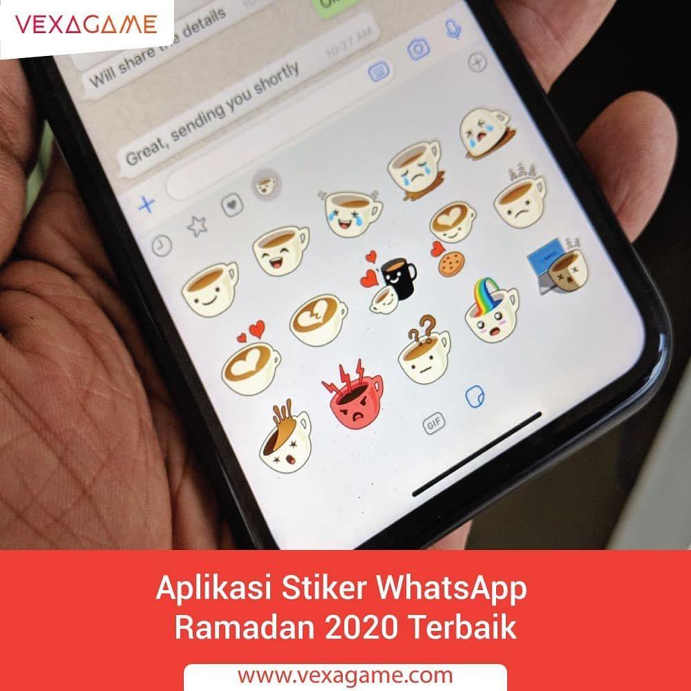 Sobat Vexa Udah Dapet Stiker Ramadan Dari Teman Sahabat Atau Keluarga Belum Nah Kalau Belum Ini Nih Mimin Share Aplikasi B Di 2020 Berita Teknologi Stiker Ramadan