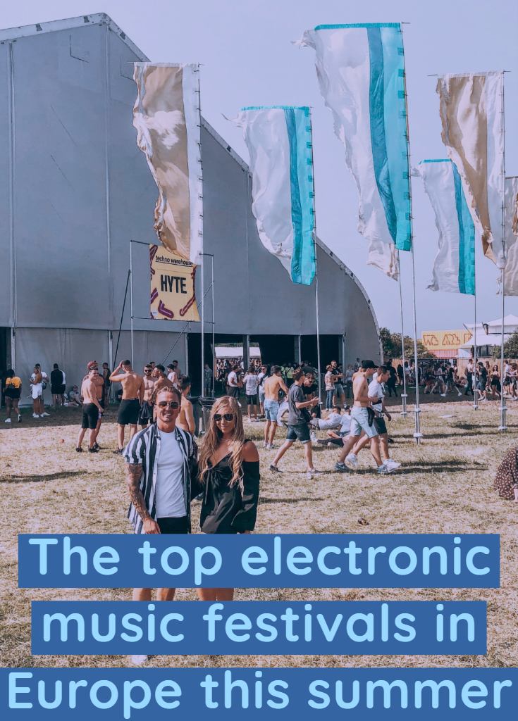 The best techno music festivals in Europe 2020 in 2020