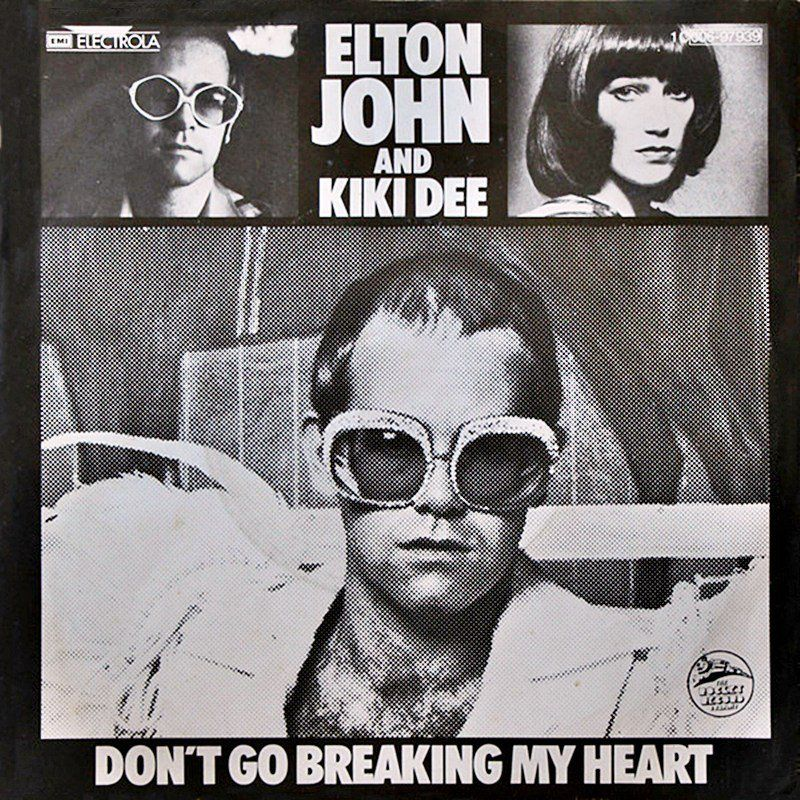 Big wheels keep on turning / carry me home to see my kin / singing songs about the southland / i miss alabamy once again / and i think it's … Elton John Don T Go Breaking My Heart Lyrics Genius Lyrics My Heart Is Breaking Elton John Elton John Album Covers