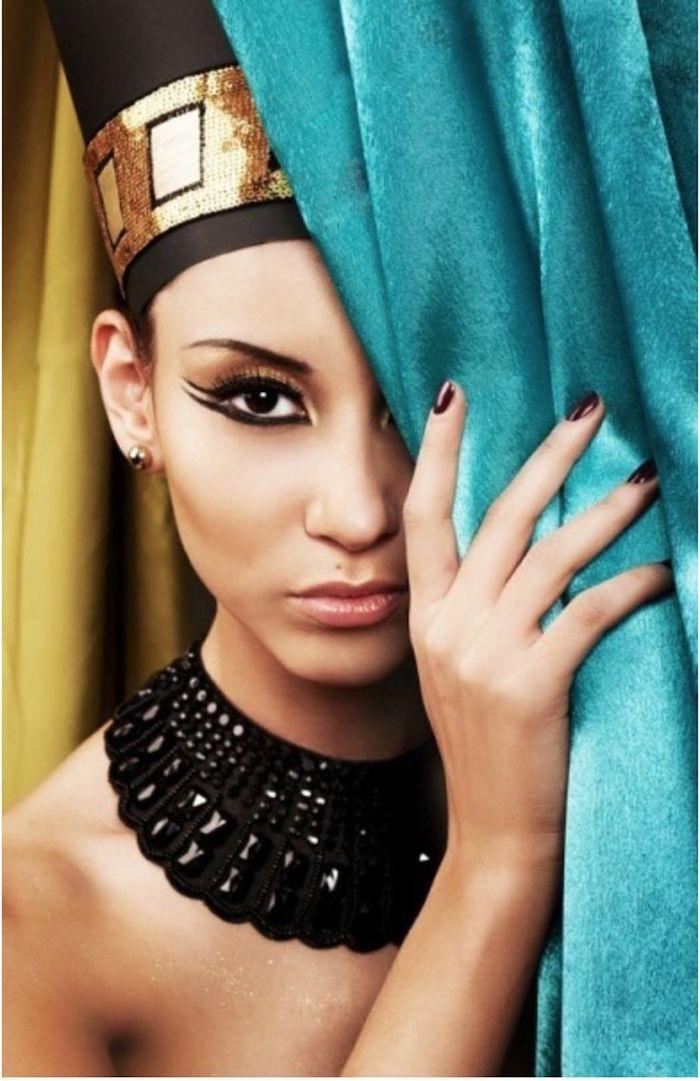 1001 Ideen Fur Cleopatra Schminken Inspiration Fasching