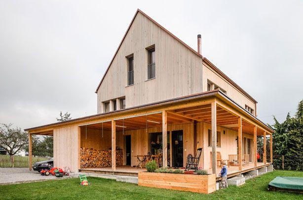 Castaneda Haus, Haus außendesign, Style at home