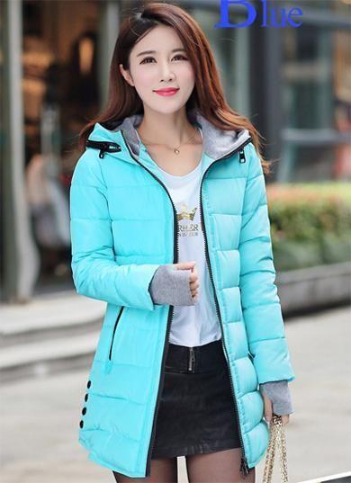 80264797844 Refeeldeer Thick Warm Winter Jacket Women 2017 Hooded Parkas Women's Winter  Jacket Coat Female Cotton Jacket Ladies Quilted Coat