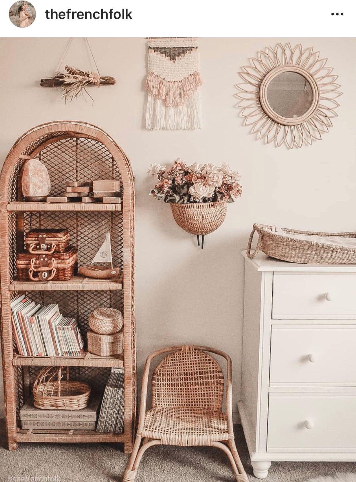 The French Folk Kid Room Decor Boho Kids Room Nursery Decor Inspiration